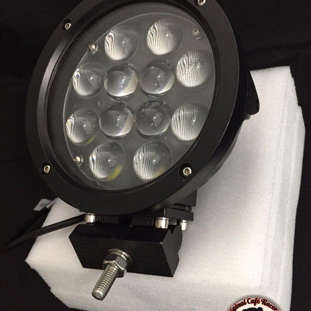 Land Rover Defender Led Cree 5100 Lumens 60w 7 Quot X 1