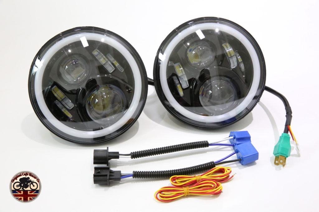 A X on Headlight Plug Wiring Diagram